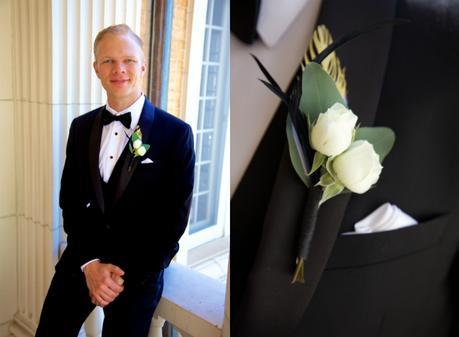 Great Gatsby Styled Wedding