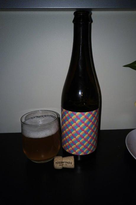 Norwegian Wood Dry Hopped Farmhouse Ale – Four Winds Brewing