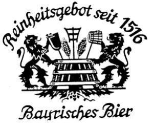 German beer subject of world's oldest consumer law