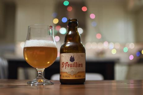 Beer Review – St. Feuillien Blonde Ale