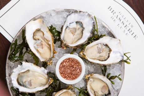 Oyster Happy Hour at Galvin Brasserie