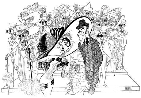 Happy Birthday, Al Hirschfeld!