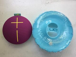 What's Summer Without The Music In Tow:  UE Roll 2 Wireless Speaker