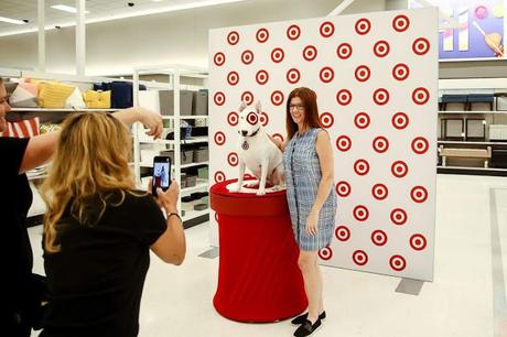 Target Scores With Store Redesign