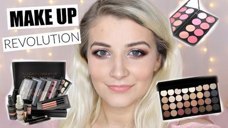 Testing Make Up Revolution | First Impression