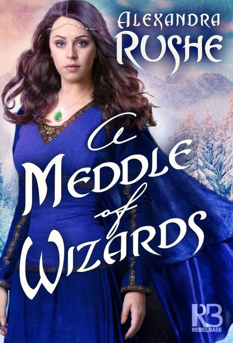 A Meddle of Wizards by Alexandra Rushe COVER REVEAL @SDSXXTours @a_rushe