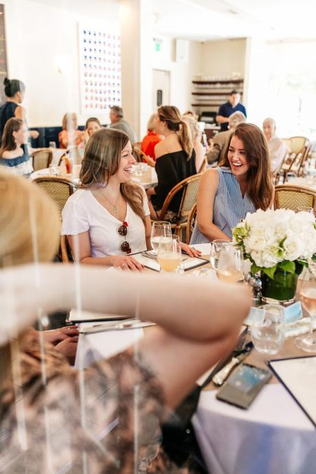 Amy Havins shares photos from a surprise birthday brunch.