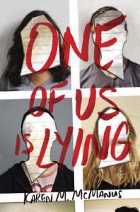 One of Us is Lying is an old-fashioned locked-room murder mystery