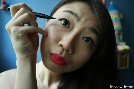 Cathy Doll's Shocking Black Liner review