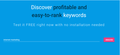 FERZY Keyword Difficulty Tool Review: Is it worth it ?