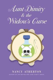 Aunt Dimity & the Widow's Curse- by Nancy Atherton- Feature and Review