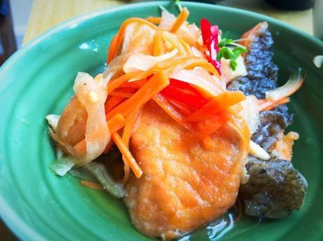 Food review: Harajuku Kitchen, Edinburgh