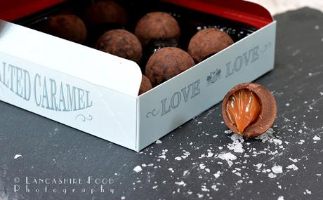 Beechs Truffles - All you need is love and Chocolate ......