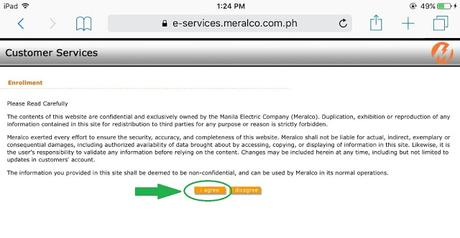 How to view and download your e-MERALCO Bill from the internet?