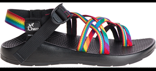 Shoe of the Day | Chaco X National Park Foundation ZX/2 NPF Pride Sandals