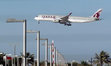Qatar blockade ! 4000 cows by  cattle class !  Insurance coverage !!