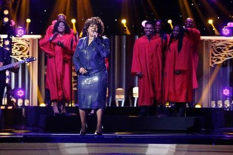 """Video: Shirley Caesar Performs """"You Name It"""" Remix On Little Big Shots Forever Young"""