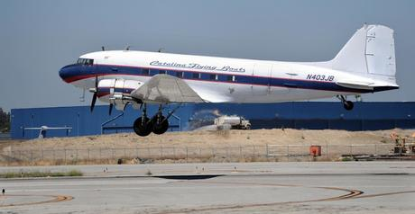 DC3's To Be Replaced By Caravans at Catalina Flying Boats