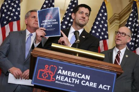 Republicans, Their AHCA,