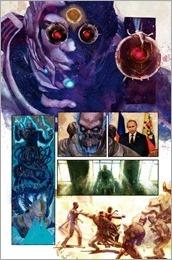 Divinity #0 First Look Preview 4