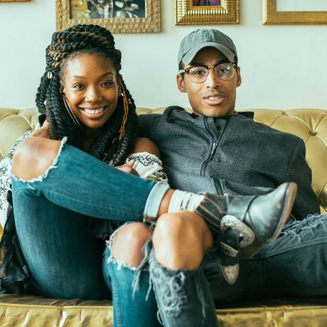 Listen: Sir The Baptist Says Girlfriend Brandy Is The Standard For  A Good Black Woman
