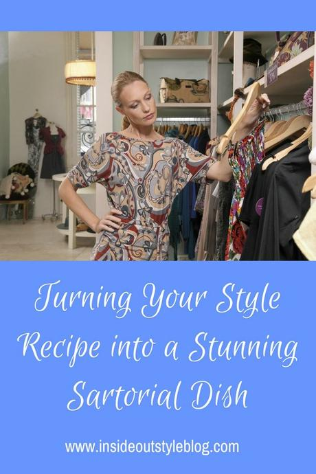 Turning Your Style Recipe into a Stunning Sartorial Dish