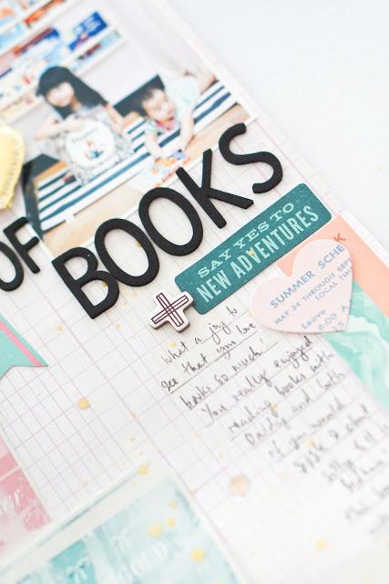 Maggie Holmes Design Team : For The Love of Books