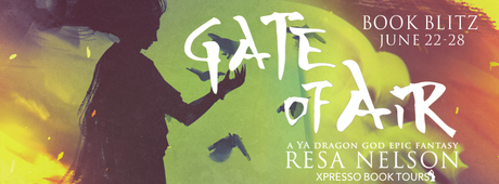 Gate of Air by Resa Nelson @XpressoReads @ResaNelson