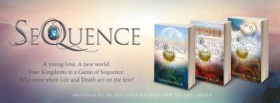 SeQuence Entangled (The Heart of the Ocean #3) by Lorraine M.L.M @YABoundToursPR @authorlorraineM