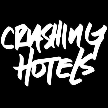 Image result for crashing hotels band