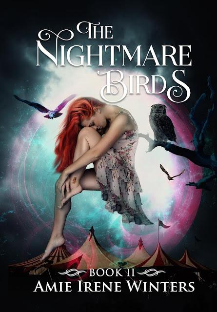 THE NIGHTMARE BIRDS: Magical Adventure from Aime Irene Winters, Plus Exclusive Chapter
