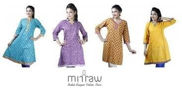 How To Select Kurtis And Tunics As Per Your Body Type?
