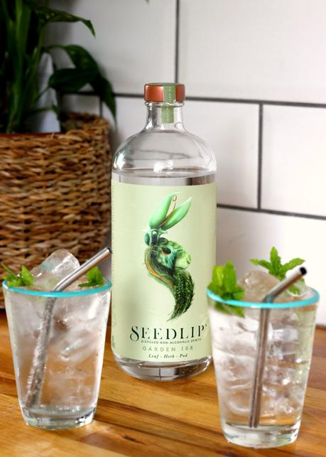 seedlip non alcoholic spirit