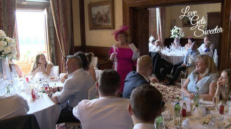 mother of the bride speech at a wedding in armathwaite hall
