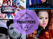 Glastonbury Friday Picks
