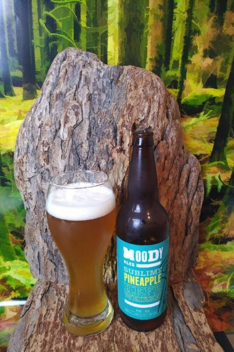 Sublime Pineapple Hefeweizen – Moody Ales