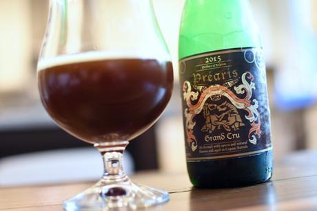 Beer Review – Prearis Grand Cru 2015, Cognac Barrel Aged Ale
