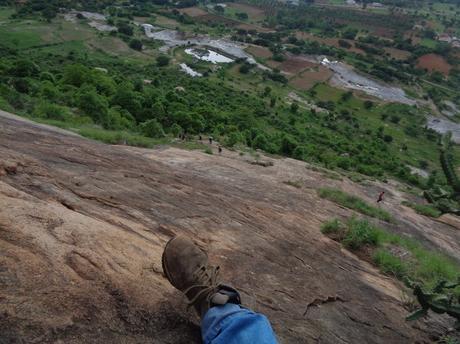 148) Kabbaldurga trek – Hollow streak: (11/6/2017)