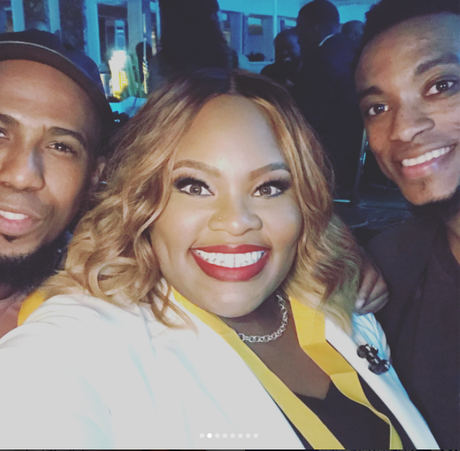 Hezekiah Walker Wins Top Gospel Song & Tasha Cobbs Leonard Perform At ASCAP Rhythm & Soul Music Awards