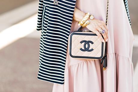 Blush and Stripes