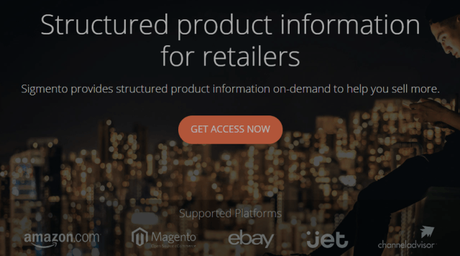 Sigmento Review : Structured Product Information For Retailers
