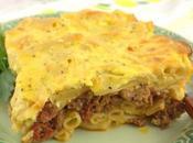 Macaroni Bechamel #EatLikeAnEgyptian