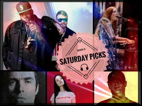 Glastonbury '17 – Saturday Picks