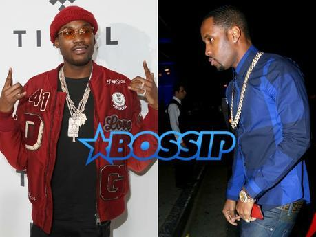 Fades & Nightmares: Footage Of Meek Mill And Safaree's Ex-Boyfriend Beatdown Gets Roasted Relentlessly
