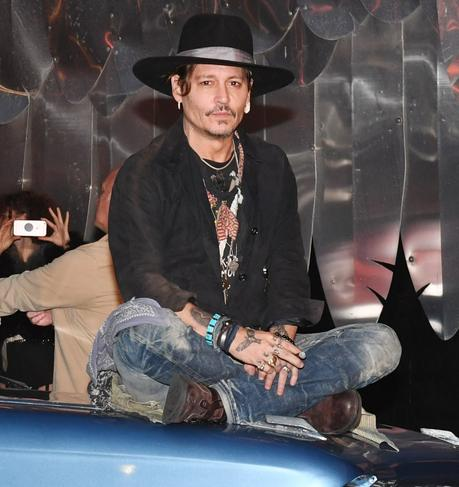 Johnny Depp meant 'no malice' with his 'bad joke' about assassinating Trump