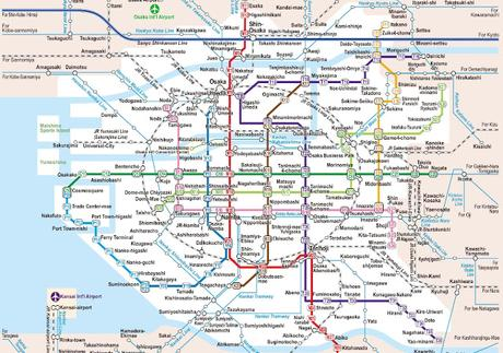Japanecdote: Where is Bentencho Station?