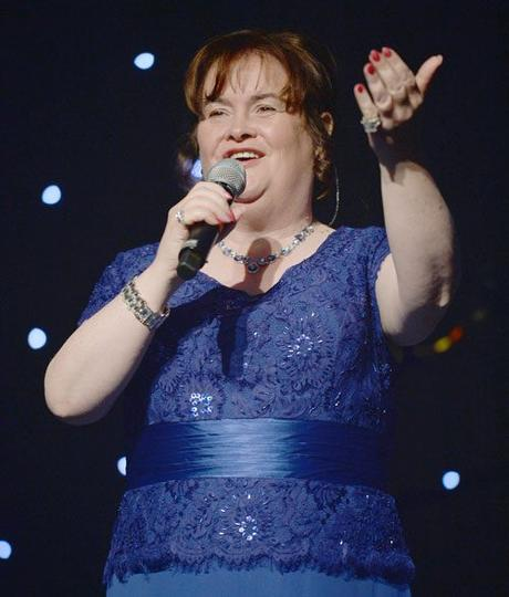 A Teenage Gang Of Satan's Minions Viciously Harassed Earth Angel Susan Boyle!