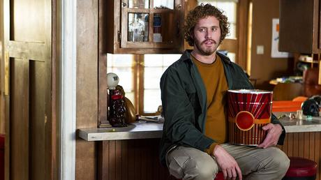 T.J. Miller: 'I'm the hardest-working man in show business, maybe'