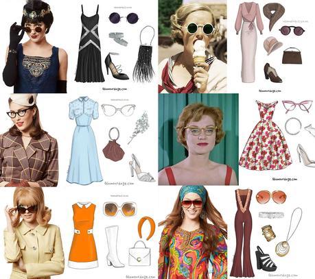 Decade-by-Decade-Vintage-Fashion-Looks