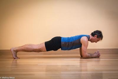 Plank Pose vs. Sit-Ups for Core Strength